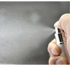 Buy cheap 5ml Mini Travel Pocket Refillable Aluminum Empty Atomizer Spray product