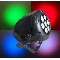 Buy cheap High Quality LED Par Can Lights 7 x 9w Mini Par Cans RGB Stage Lighting Super Bright for Concert Holiday from wholesalers