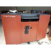 Buy cheap 420 Used Second Hand Camoga Bank Knife Leather Splitting Machine product
