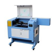 Buy cheap Small  90W Wood Co2 Laser Cutting Machine with RuiDa Control System 500*400mm from wholesalers