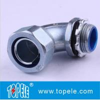 China Liquid Tight Flexible Conduit And Fittings Watertight Connector on sale