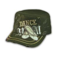 Buy cheap Striped Acrylic Cotton Military Baseball Caps , Custom Trucker Hat For Men from wholesalers