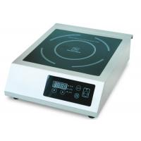 Buy cheap 340*455*120mm Countertop Induction Cooker / Commercial Kitchen Equipment from wholesalers
