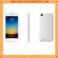 Buy cheap Factory OEM 5.0'' Quad core dual sims cdma mobile phone with CDMA2000/EVDO800/GSM900/1800 from wholesalers