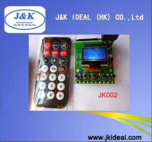 China JK002 Audio recorder USB SD mp3 player board on sale