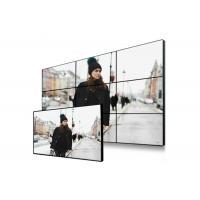 VGA DVI LCD Interface Video Wall Panels , HDMI BNC AV RS232 Multi Monitor Wall