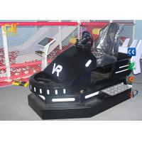 Buy cheap DP E3 Helmet Virtual Reality Simulator Attractive And Cool Car Appearance product