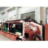 Full Automatic Gabion Mesh Machine 20r/Min Speed For Making Stone Mesh