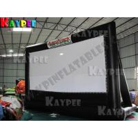 Buy cheap Inflatable movie screen,movie screen,inflatable screen,movie projecter from wholesalers