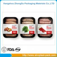 Buy cheap Best vacuum packing machine meat film solutions from wholesalers