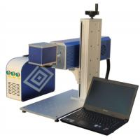 Buy cheap 30W co2 laser marking Machine , Finish marking Fast and Accurate way , Suitable for many different Material from wholesalers