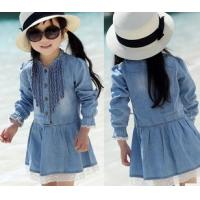 Buy cheap Fashion Spring Children skirt dress from wholesalers
