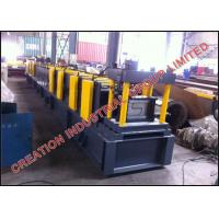 Buy cheap Heavy Duty Z Section Purlin Making Machine for Steel Structure House from wholesalers
