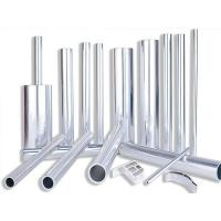 Buy cheap Extrude 6061 Aluminum Pipe Temper 6 Round Shape 180Mpa Tensile Strength from wholesalers