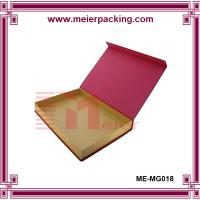 Buy cheap T-shirt packaging box, paper gift box, cardboard presentation box ME-MG018 from wholesalers