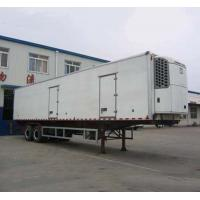 Buy cheap refrigerated Semi-Trailer 2 axles from wholesalers