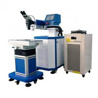Buy cheap Coaxial Mould Laser Welding Machine Compact Structure For Titanium / Platinum from wholesalers