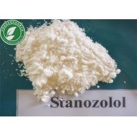 Buy cheap Anabolic Steroid Powder Winstrol Stanozolol For Fat Loss CAS 10418-03-8 from wholesalers