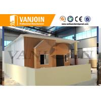 Buy cheap Anti - earthquake Modern Prefab Houses Fast Construction Modular Steel Structure Villa Houses from wholesalers