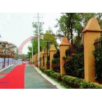 Buy cheap High Quality Art Steel Modular Construction Fences from wholesalers