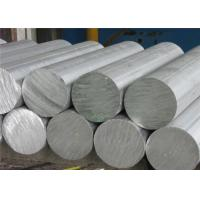 Buy cheap Round 6061 T6 Aluminum Bar Stock , AlSi1MgCu 6061 LD30 Extruded Aluminum Bar Stock from wholesalers