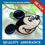Buy cheap New design mickey mouse custom embroidery patches, custom embroidery patches from wholesalers
