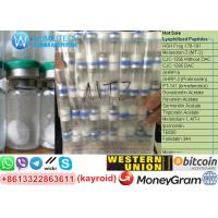 Buy cheap Melanotan-2 Tanning MT-2 Peptides Freeze-Dried Melanotan-II 10mg Vials Flip Off Tops from wholesalers
