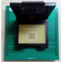 Buy cheap programmer adapter FBGA167 FBGA167P Test socket adapter for up-818P up-828P product