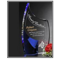 Buy cheap K9 crystal award from wholesalers