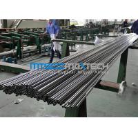 Buy cheap EN Standard TP 310 Stainless Steel Tubes , Stainless Steel Instrumentation Tubing product