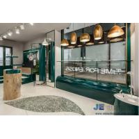 Buy cheap Fashion Jewelry Shop Interior Fitout Bespoke Furniture Display Showcase and Glass Window from wholesalers