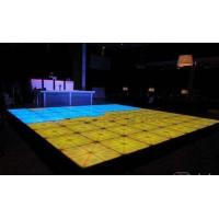Buy cheap 3D Effect 10000 Pixel Rgb Portable Led Dance Floor Ip34 Protection Level from wholesalers