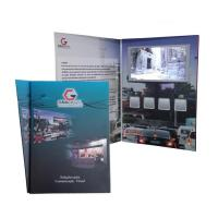 Buy cheap Hardpaper EU Printing Invitation Video Card Support Push Button or No Button from wholesalers