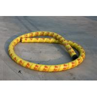 Buy cheap Single End Concrete Rubber Hose Anti Scratch High Impact Resistance from wholesalers