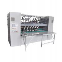 Buy cheap Best Sale Automatic Corrugated Cardboard Partition Creasing Machine from wholesalers