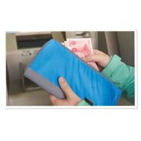 Buy cheap High quality Nylon travel passport case holder/card wallet/credit card holder Slim Wallet from wholesalers