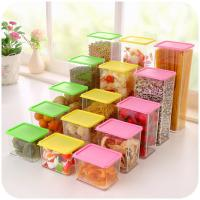 Buy cheap Food container manufacturer multifunctional plastic sealing lunch box from wholesalers