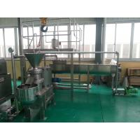 Buy cheap Efficient Industrial Peanut Butter Making Machine Peanut Butter Grinder Easy To Use product