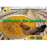Buy cheap Direct Additive Grower Finisher Chicken Feed / Meat Chicken Feed 65% Protein Content from wholesalers