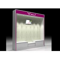 Buy cheap Fashionable Retail Clothing Racks Customized Color For Women Underwear Shop from wholesalers