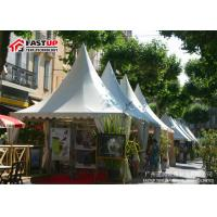 Buy cheap Deluxe Steel Frame Big Festival Tents , Diameter 12M Commercial Event Tents product