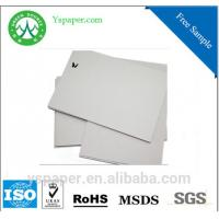Buy cheap 1.8mm thickness paper board made Desk Calendar /grey chipboard from wholesalers