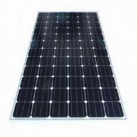 Buy cheap Roof Power System Monocrystalline Solar Module / Silicon Solar PV Module 310 Watt from wholesalers