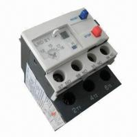 Buy cheap Thermal overload relay, can be mounted onto contactors or installed as single units  from wholesalers