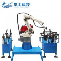 Buy cheap Industrial Tig Mig Spot Welding Robots 0.05mm Repeated Positioning Accuracy For Auto Parts from wholesalers