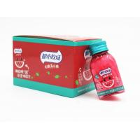 Buy cheap Bottle Pack 21.8g Miss RED Watermelon FlavorSugar Free Mint Candy Lovely product