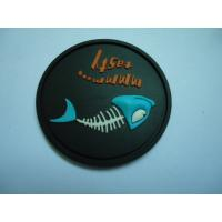 Buy cheap 3D soft pvc drink Coaster product