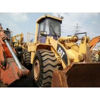 Buy cheap Used caterpillar wheel loader CAT 966C from wholesalers