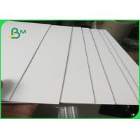 Buy cheap High Bulking C1S Ivory Board Paper In Sheet 255gsm 305gsm 345gsm from wholesalers