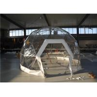 Buy cheap Igloo Geodesic Dome Tent Outdoor Metal Frame Anti - Mildew For Camping from wholesalers